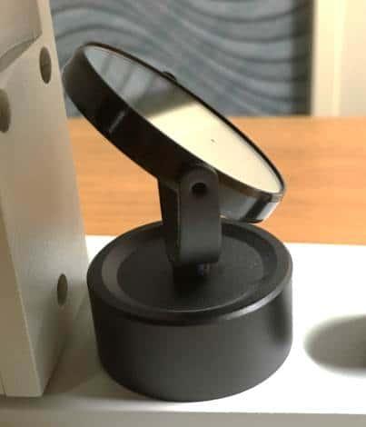 反射鏡の写真